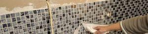 Разнообразие затирки для плитки и ее применение